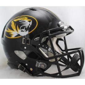 Missouri Tigers Riddell Speed Authentic Full Size Football Helmet