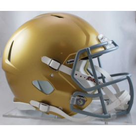 Notre Dame Fighting Irish Riddell Speed Authentic Full Size Football Helmet