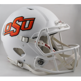 Oklahoma State Cowboys Riddell Speed Authentic Full Size Football Helmet