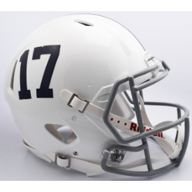Penn State Nittany Lions Throwback Riddell Speed Replica Full Size Football Helmet