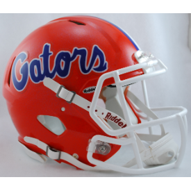 Florida Gators Riddell Speed Authentic Full Size Football Helmet