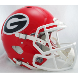 Georgia Bulldogs Riddell Speed Authentic Full Size Football Helmet