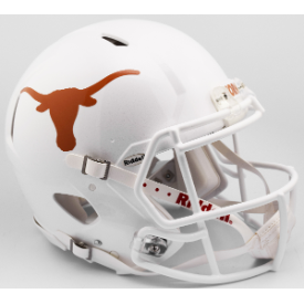 Texas Longhorns Riddell Speed Authentic Full Size Football Helmet