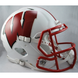 Wisconsin Badgers Riddell Speed Authentic Full Size Football Helmet
