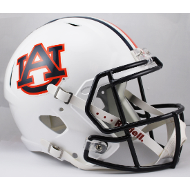 Auburn Tigers Riddell Speed Replica Full Size Football Helmet