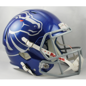 Boise State Broncos Riddell Speed Replica Full Size Football Helmet