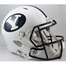 Brigham Young Cougars Riddell Speed Replica Full Size Football Helmet