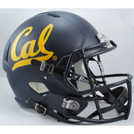 California (CAL) Golden Bears Riddell Speed Replica Full Size Football Helmet