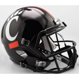 Cincinnati Bearcats Riddell Speed Replica Full Size Football Helmet