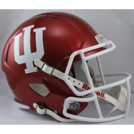 Indiana Hoosiers Riddell Speed Replica Full Size Football Helmet