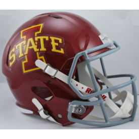 Iowa State Cyclones Riddell Speed Replica Full Size Football Helmet