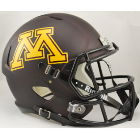 Minnesota Golden Gophers Riddell Speed Replica Full Size Football Helmet