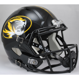 Missouri Tigers Riddell Speed Replica Full Size Football Helmet