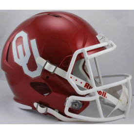 Oklahoma Sooners Riddell Speed Replica Full Size Football Helmet
