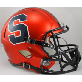 Syracuse Orangemen Riddell Speed Replica Full Size Football Helmet