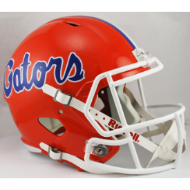 Florida Gators Riddell Speed Replica Full Size Football Helmet