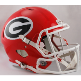 Georgia Bulldogs Riddell Speed Replica Full Size Football Helmet