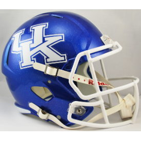Kentucky Wildcats Riddell Speed Replica Full Size Football Helmet