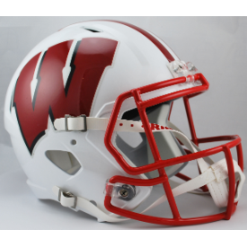 Wisconsin Badgers Riddell Speed Replica Full Size Football Helmet