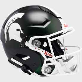 Michigan State Spartans Riddell SpeedFlex Authentic Full Size Football Helmet