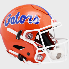 Florida Gators Riddell SpeedFlex Authentic Full Size Football Helmet