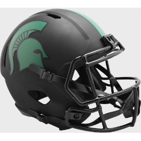 Michigan State Spartans Riddell Speed ECLIPSE Authentic Full Size Football Helmet