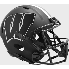 Wisconsin Badgers Riddell Speed ECLIPSE Authentic Full Size Football Helmet