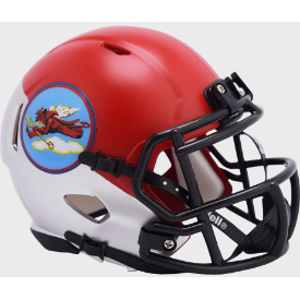 Air Force Falcons Tuskegee 302nd Limited Edition Riddell Speed Mini Football Helmet