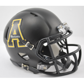 Appalachian State Mountaineers Riddell Speed Mini Football Helmet