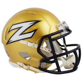 Akron Zips Riddell Speed Mini Football Helmet