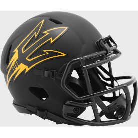 Arizona State Sun Devils Riddell Speed ECLIPSE Mini Football Helmet