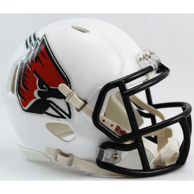 Ball State Cardinals Riddell Speed Mini Football Helmet