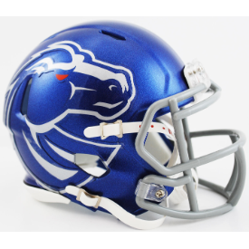 Boise State Broncos Riddell Speed Mini Football Helmet