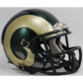 Colorado State Rams Riddell Speed Mini Football Helmet