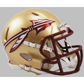Florida State Seminoles New 2014 Riddell Speed Mini Football Helmet