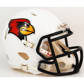 Illinois State Redbirds Riddell Speed Mini Football Helmet