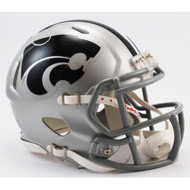 Kansas State Wildcats Riddell Speed Mini Football Helmet