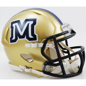 Montana State Bobcats Riddell Speed Mini Football Helmet