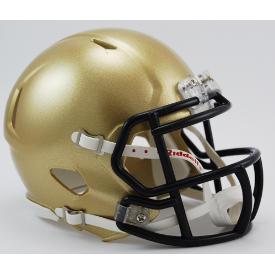 Navy Midshipmen Riddell Speed Mini Football Helmet