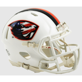 Oregon State Beavers Salute Riddell Speed Mini Football Helmet