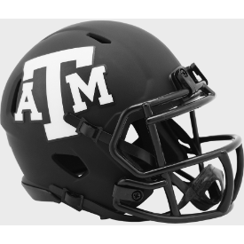 Texas A&M Aggies Riddell Speed ECLIPSE Mini Football Helmet