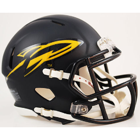Toledo Rockets Riddell Speed Mini Football Helmet
