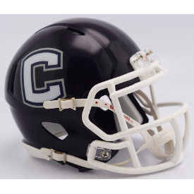 Connecticut Huskies Riddell Speed Mini Football Helmet