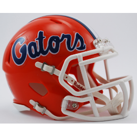 Florida Gators Riddell Speed Mini Football Helmet