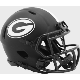 Georgia Bulldogs Riddell Speed ECLIPSE Mini Football Helmet