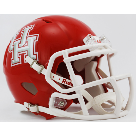 Houston Cougars Riddell Speed Mini Football Helmet