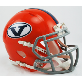 Virginia Cavaliers 1968 Throwback Riddell Speed Mini Football Helmet