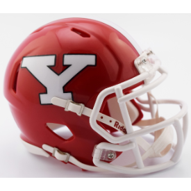 Youngstown St Penguins Riddell Speed Mini Football Helmet