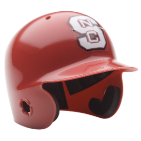 North Carolina State Wolfpack Schutt Mini Batters Helmet