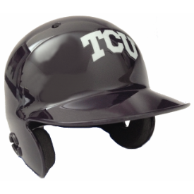 Texas Christian Horned Frogs Schutt Mini Batters Helmet